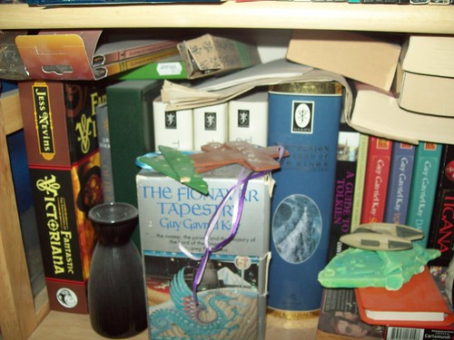 Bookshelves 23
