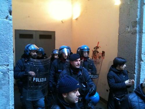 Prima di ieri: quando la polizia non entrava nelle università…