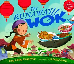"""The Runaway Wok"" by Ying Compestine"