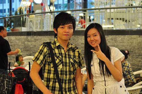 Raymond and Chee Li Kee