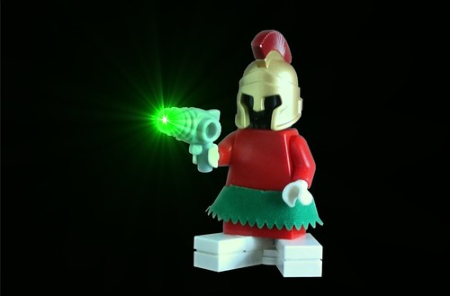 Custom minifig Marvin custom minifig