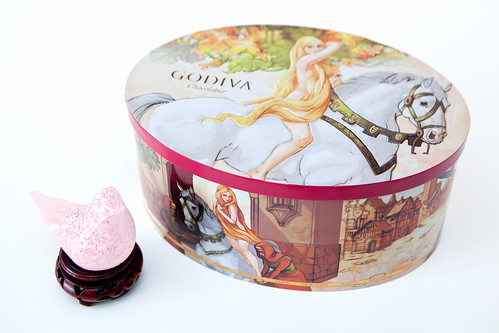 Lady Godiva 2011 Limited Edition Gift Tin