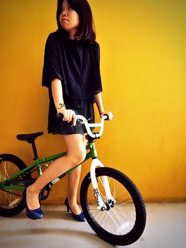 Biker Pleat