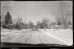 Snowy Street Redux