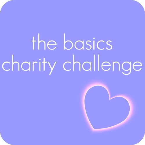 the basics charity challenge.