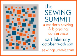 The Sewing Summit!!