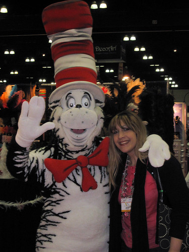 CHA Day 3: Cat in Hat and Me!