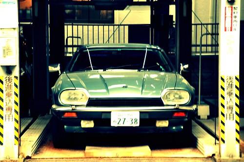 この車の名前は。