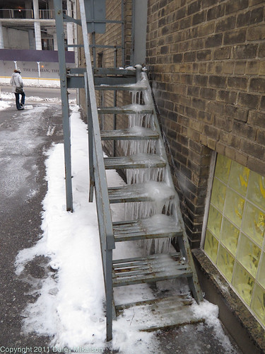 Icicle Stairs