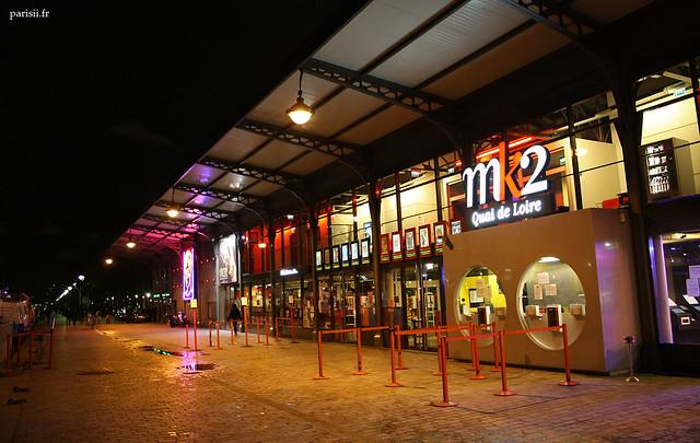 Cinéma MK2 Quai de Loire