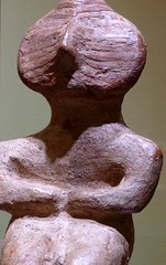 Prehistoric deity in the Plovdiv archeological museum (Frans.Sellies) Tags: bulgaria bulgarie bulgarije bulgarien bulharsko bulgaristan       p1280560