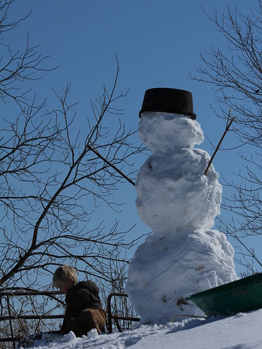 biggest snowman ever