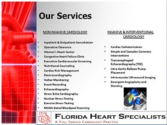 Florida Heart Specialists slide 4 (Florida Heart Specialists) Tags: md heart echo hollywood clinic cardio heartdisease stresstest defibrillator weston physician broward chestpain bloodpressure pacemaker pembrokepines memorialhospital cardiology coumadin shortnessofbreath 33021 33020 33028 33026 cardiologist pembrokelakesmall heartcath preopclearance cardiologypractice