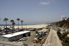 Santa Monica Beach, Los Angeles, USA (lstuvik) Tags: california usa santamonica santamonicabeach