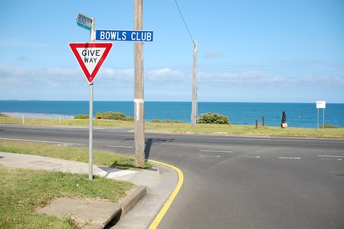 torquayの海