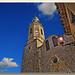 "La iglesia de Sant Jaume de Creixell, construida en el s. XVI, de estilo gótico, con un campanario de época posterior (1771). The church of Sant Jaume de Creixell, built in the s. XVI, Gothic style, with a bell later period (1771). - Per ""enjoy_fotos"""