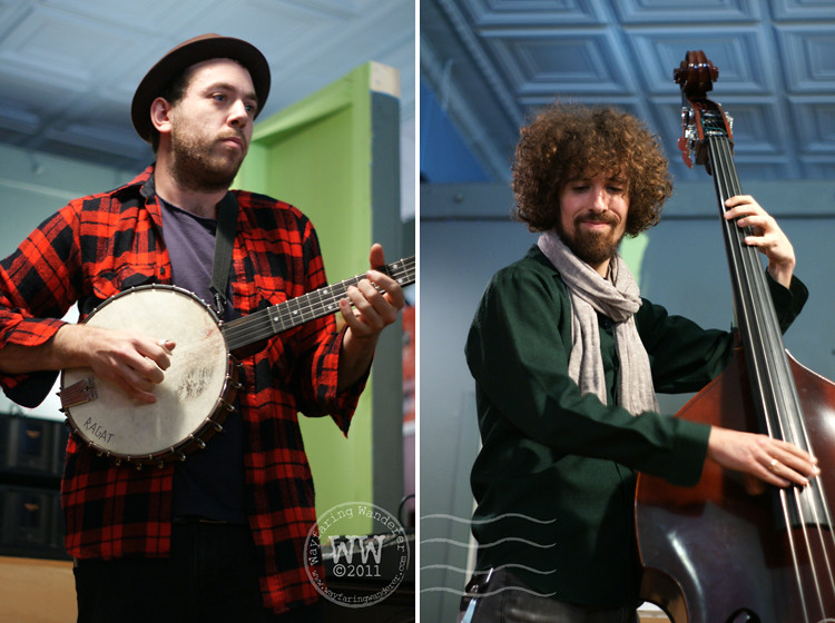 Banjo & Bass Diptych