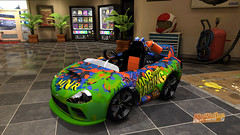 ModNation Racers - Kart