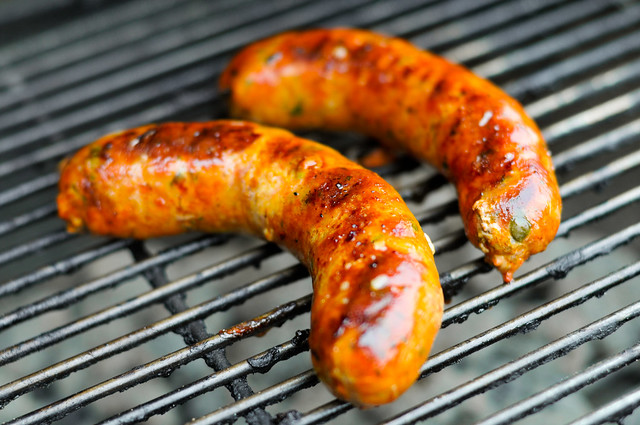 Roasted Poblano Sausage