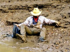 09 WS Dudes, wish U were here with me gett'n muddy (Wrangswet) Tags: wet canal hiking cowboyboots wetlook riverhike swimmingfullyclothed guysinwetjeans muddycowboy wetcowboy muddycowboyboots mudwallow wetwranglerjeans mudcanal menswimminginjeans mudwallowingcowboy muddywranglerjeans cowboybootsandspurs