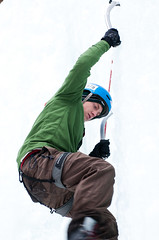 JKZ_1075 (igmaino) Tags: ice festival michigan climbing lakesuperior munising uppermichigan icefest