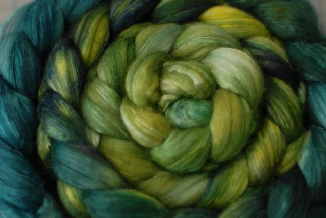 Corgi Hill Farm - Merino/Bombyx Silk