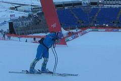 Mistrovství světa v alpském lyžování - celodenní kolotoč závodníka