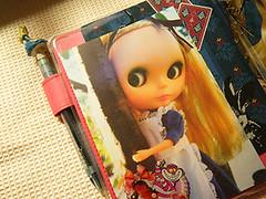 Alice inspired Journal 2