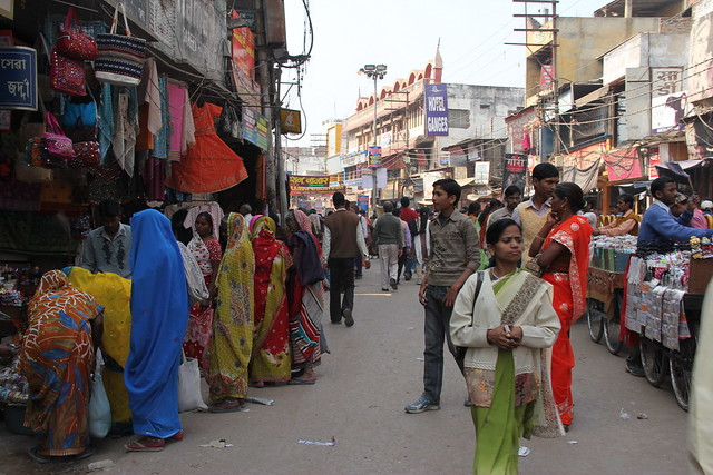 Varanasi 街景