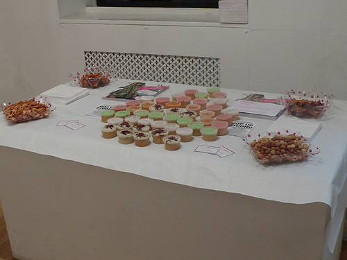 Cherb's cupcakes!