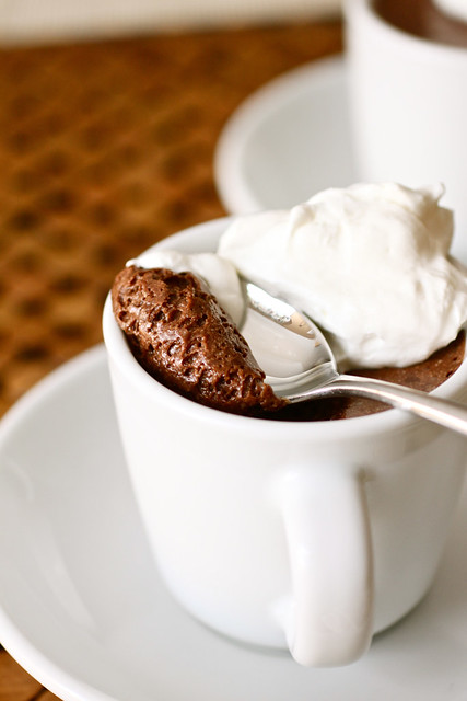 Decadent Double Chocolate Mousse