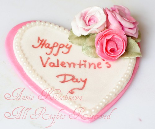 Valentine's day edible card7