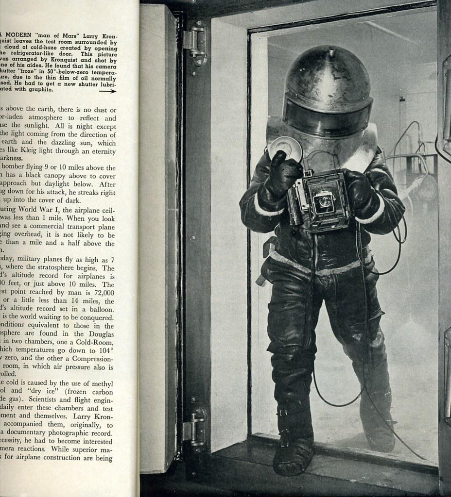 Modern Man of Mars - 1941