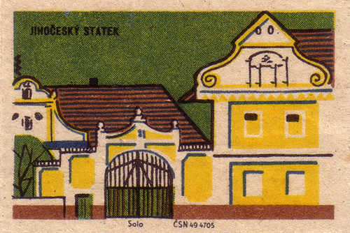 South Bohemian estate