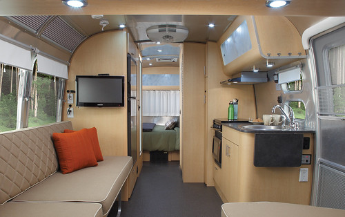 EB Airstream - Interior