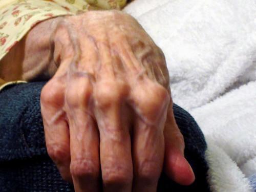 Mom's Hand