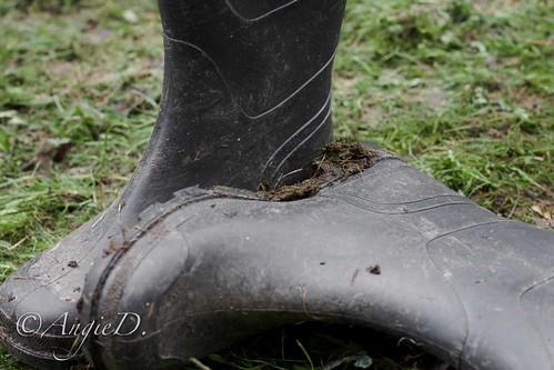Der Garant für trockene Füße