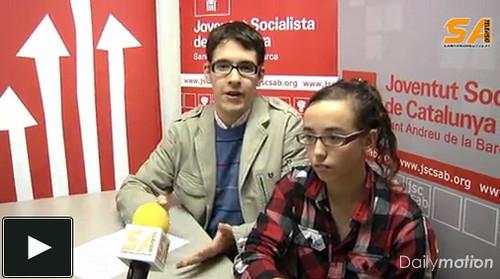 Notícia a Sant Andreu TV