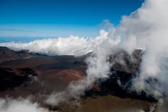 Haleakal - Volcano (Maui) (Per Erik Sviland) Tags: volcano hawaii nikon day maui erik per d300 haleakal pererik sviland sqbbe pereriksviland pwpartlycloudy