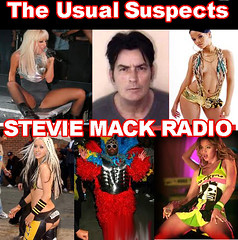 STEVIE MACK RADIO™ - Usual Suspects