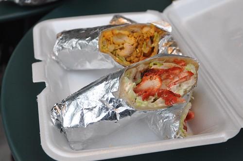 biryani kati rolls 2