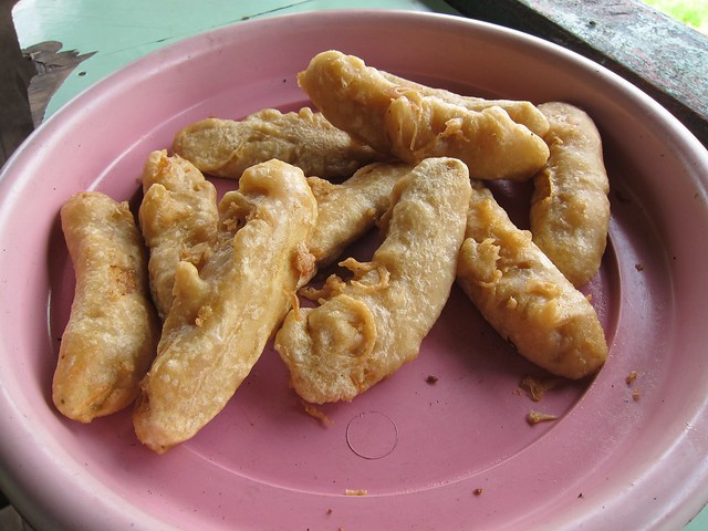Delicious Fried Bananas