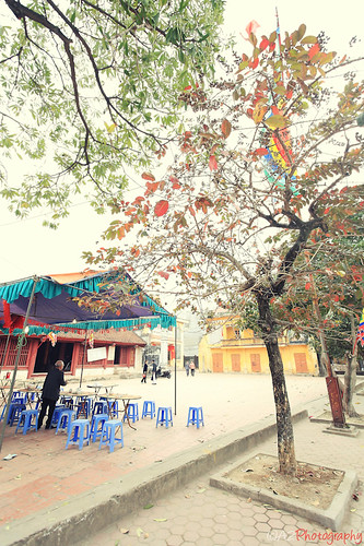 Streets in Bac Ninh