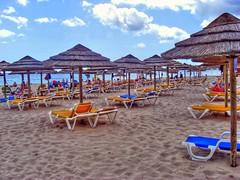 Meia Praia Beach, Lagos, Algarve (steviecam) Tags: lagos algarve meiapraia meiapraiabeach