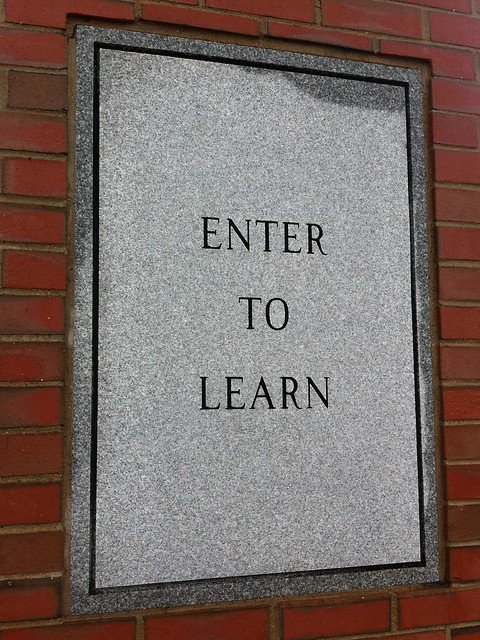 2011/365/49 Learning is Here