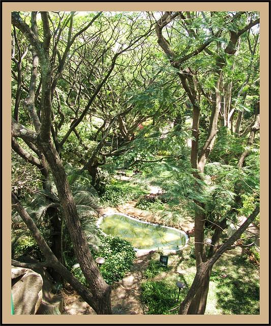 Bugle Rock Garden, Bull Temple