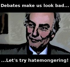 Dawkins: Debates Make us Look Bad