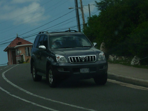 Toyota Land Cruiser 2011 Model. Jamaica-Toyota Land Cruiser