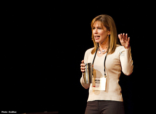 TEDxConcordia 2011 - Michelle Holliday - 4