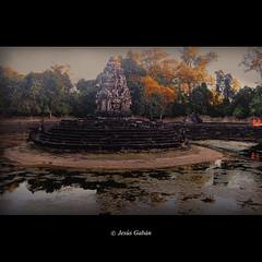 Neak Pean (Jesús Gabán) Tags: cambodge cambodia angkor neakpean camboya jesúsgabán